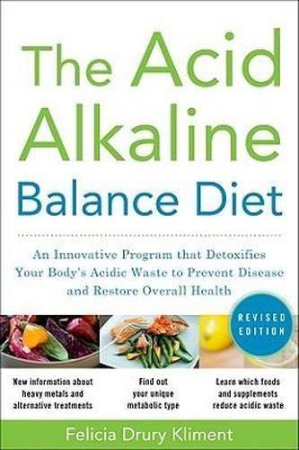 Acid Alkaline Diet Book